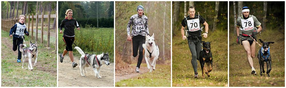 Baltosportlased koerakrossi võistlustel. Fotod Mariin Kaljula, Paulius Stravinskas, Margus Harak
