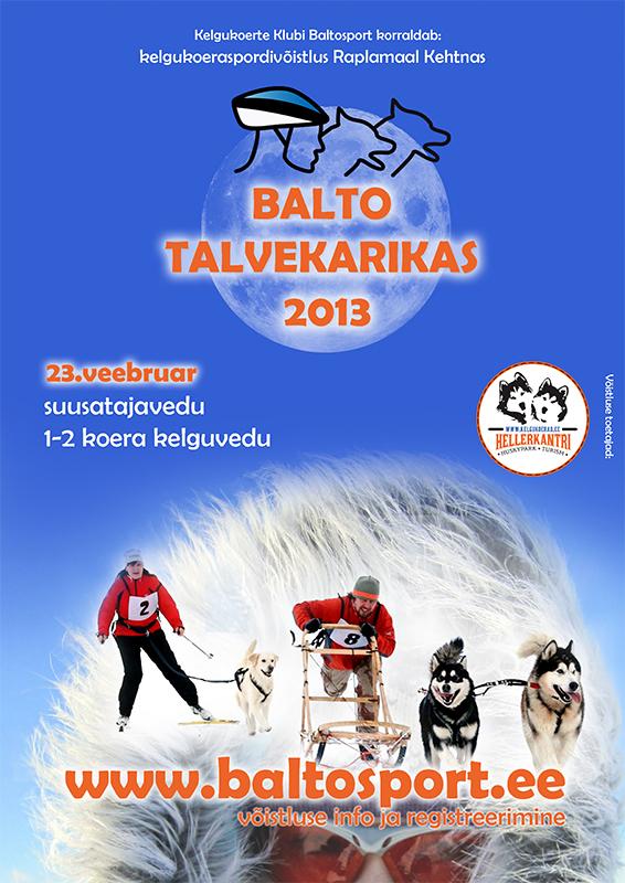 Balto Talvekarikas 2013