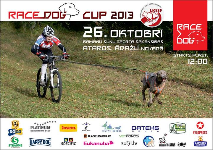 Racedog Cup 2013