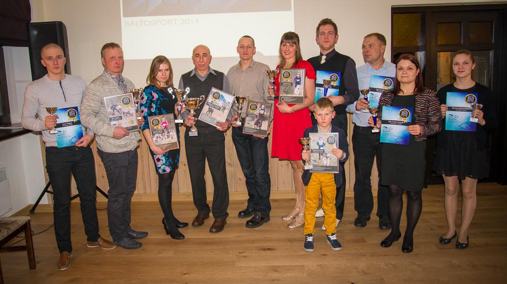 Baltosportlased 2014
