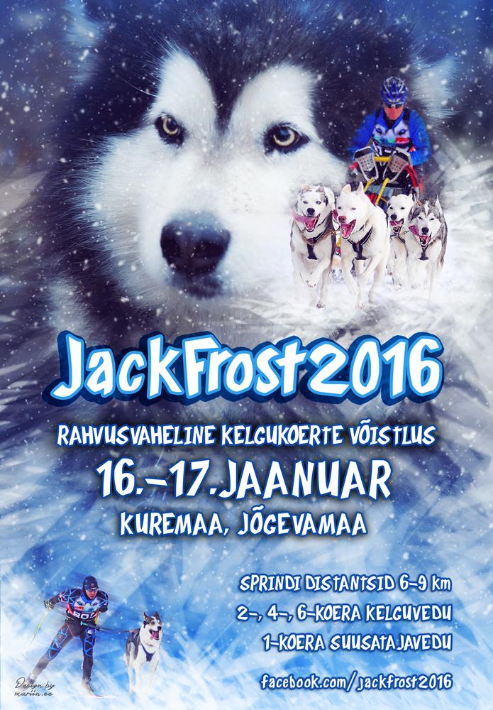 Jack Frost 2016 kelgukoerte võistlus