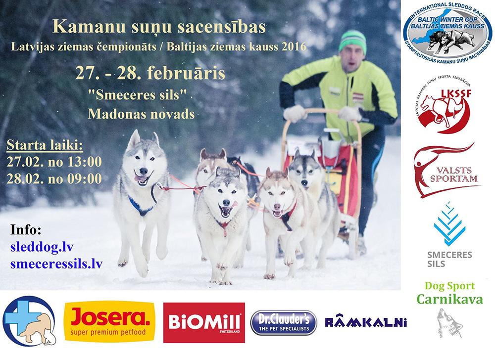 Latvian Winter Ch 2016