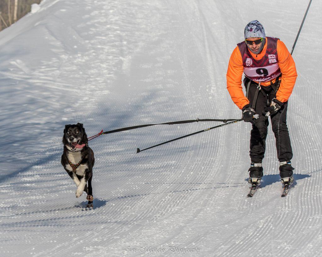 Kelgukoerte Klubi Baltosport Latvian Winter Championship 2018
